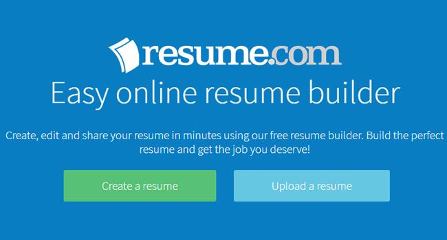 Resume - Best Free Resume Builder